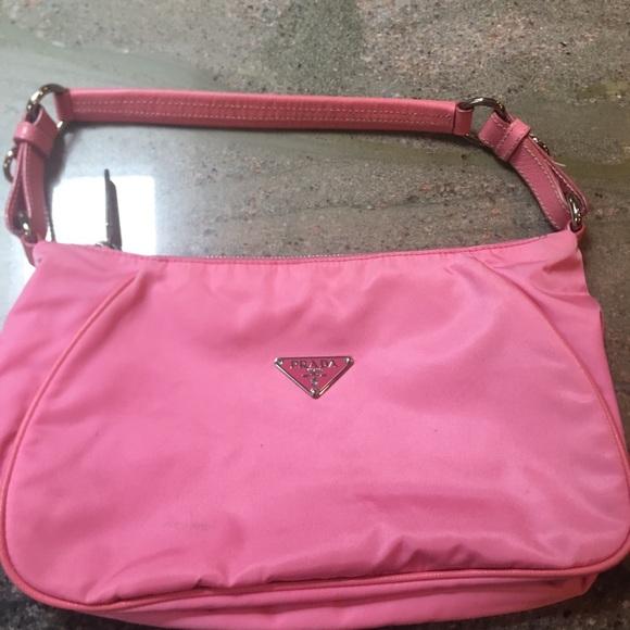 Vintage Prada sling bag. M 5b3a5033c89e1d51d5c93c4d a643933eb285f